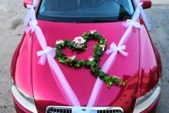 auto-nevěsta