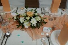 Dekorace na stoly 1