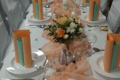 Dekorace na stoly 2